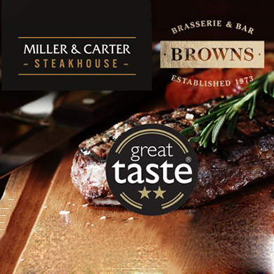 Its Official! Mitchells & Butlers Steaks Taste Great